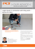 """""""Technical booklet about legal issues in connection with tiling work - advice for tilers"""""""